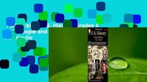 Full version  U.S. History, Grades 6 - 12: People and Events 1865-Present  For Kindle