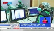 Coronavirus Watch: Kenyan student from China Quarantined