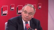 """Jean-Louis Bourlanges : """"Tout un tas de gens ont un régime particulier et pas pour rien"""""""