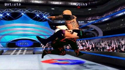 WWE Smackdown 2 - Sting season #5