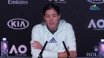"""Open d'Australie 2020 - Garbine Muguruza : """"You just have to know how to be patient in life and in a career"""""""