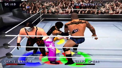 WWE Smackdown 2 - Sting season #6