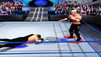 WWE Smackdown 2 - Sting season #7