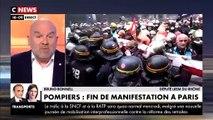 Le député LREM Bruno Bonnell assimile un pompier interviewé en tenue à un blackbloc
