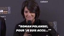 "Le ""lapsus"" de Florence Foresti sur Roman Polanski ne passe pas inaperçu"