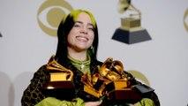 Billie Eilish planning 'mature' second album