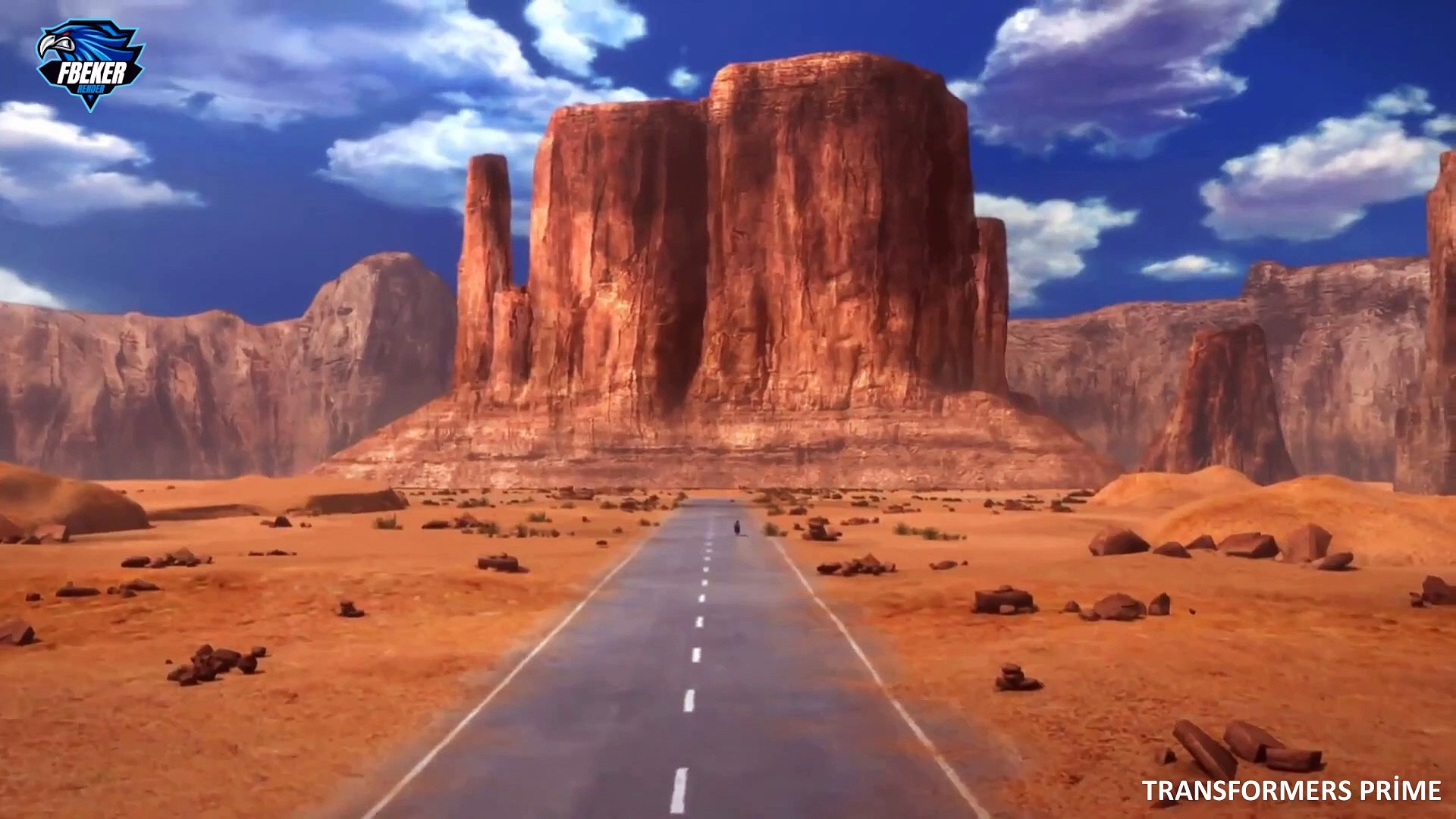 Transformers Prime 11.Bölüm Full Hd