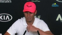"""Open d'Australie 2020 - Rafael Nadal and his lost tie-breaks : """"I don't know, I had a chance .... and I lost"""""""