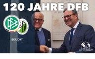 120 Jahre Deutscher Fußball-Bund - SFV und DFB laden zum Jubiläum in Leipzig
