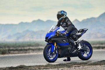 Die Yamaha YZF-R6, eine unschlagbare Sportmaschine