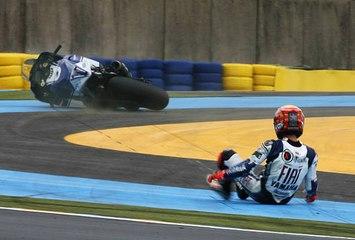 Die schwersten Verletzungen der MotoGP