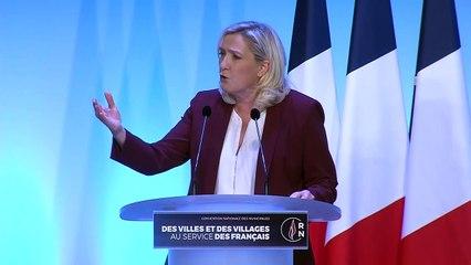 LPHD 2475 - La nouvelle doctrine de Marine Le Pen, discours du 12 janvier 2020