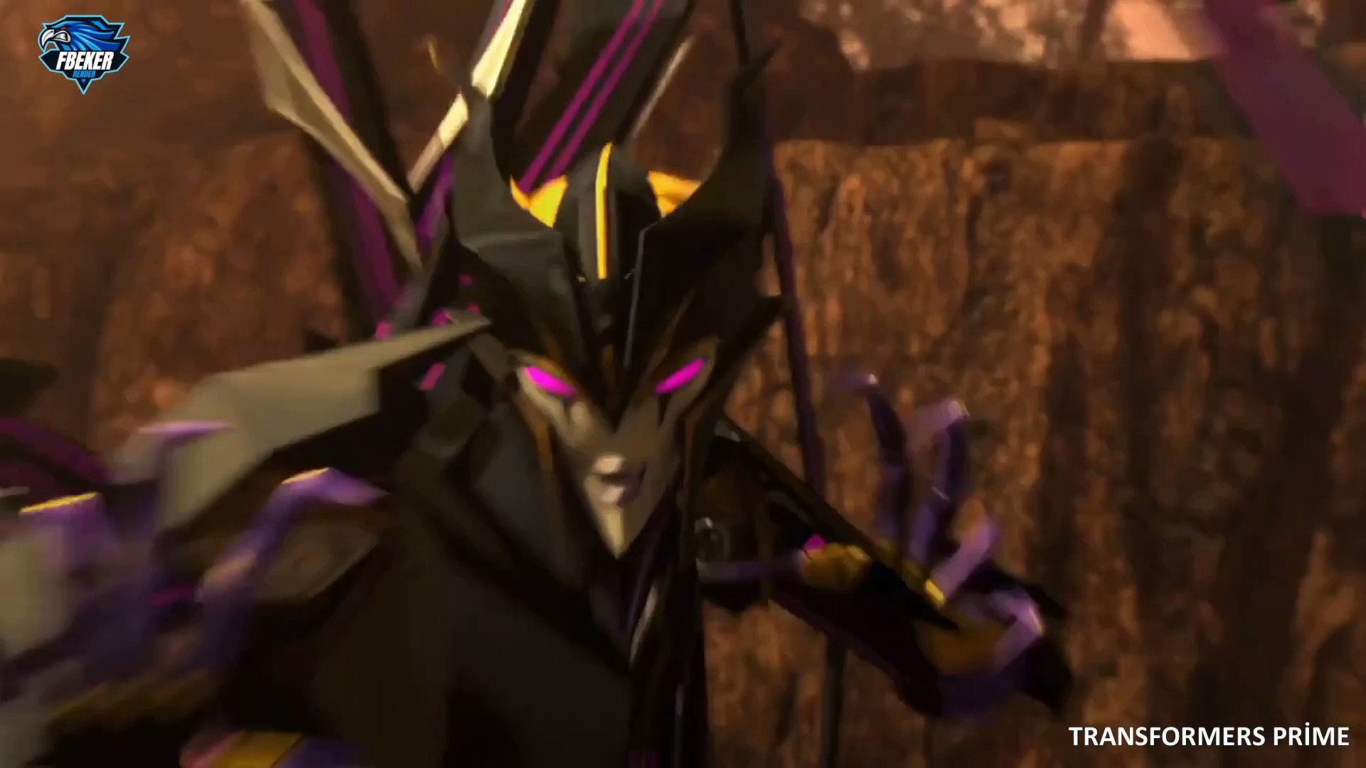 Transformers Prime 12.Bölüm Full Hd
