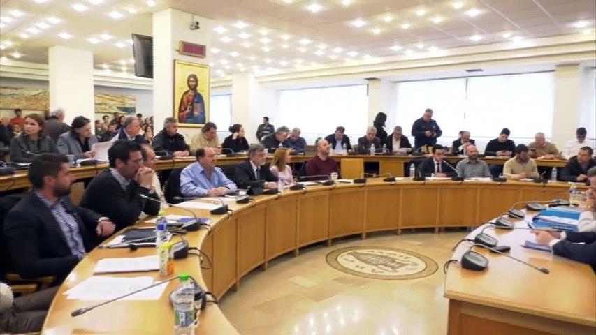 Διαμαρτυρία κατοίκων για την Μαυρομαντήλα στη Λαμία