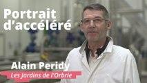 Portrait d'accéléré : Alain Péridy, président des Jardins de l'Orbrie