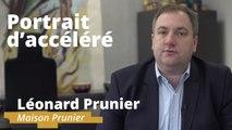 Portrait d'accéléré : Léonard Prunier, président de la Maison Prunier