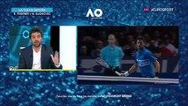 La clé d'Arnaud : La chance de Federer passe par son service et des échanges écourtés