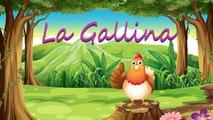 JL MC Gregor - LA GALLINA KARAOKE con testo #Canzoniperbambini