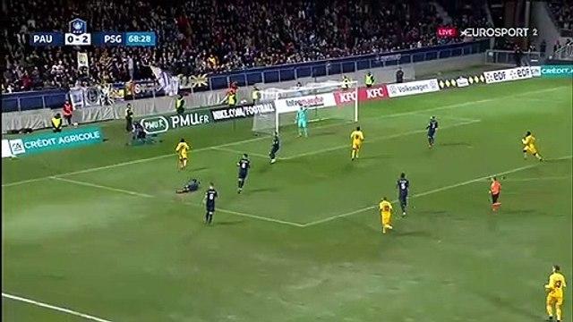 La frayeur du PSG face à Pau : Collin Dagba blessé au genou