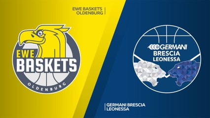 7Days EuroCup Highlights Top 16, Round 4: Oldenburg 89-84 Brescia