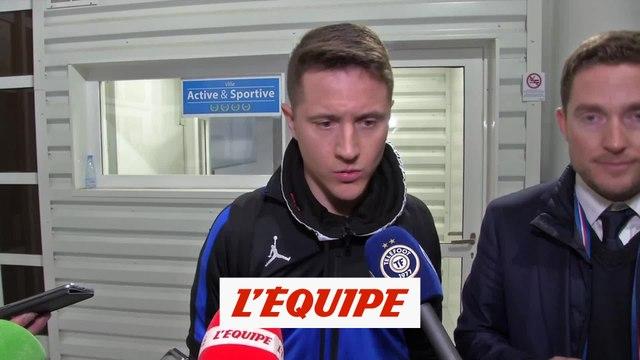 Herrera «On a joué avec respect» - Foot - Coupe - PSG