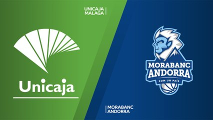 7Days EuroCup Highlights Top 16, Round 4: Unicaja 84-75 Andorra