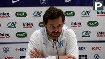 """OM : """"Un quart de finale de coupe de France, ça réveille l'ambition"""" (Villas-Boas)"""