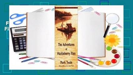 Full E-book  The Adventures of Huckleberry Finn  Review