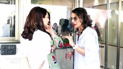 Saif Ali Khan Sister Soha Ali Khan attend The Launch of the PREMIUM Luxury HairCare Braad