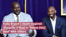 Kobe Bryant's Death Changed Shaquille O'Neal's Perspective