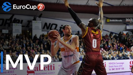 Top 16 Round 4 MVP: Loukas Mavrokefalidis, Promitheas