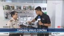 Antisipasi Corona, Bandara Soetta Siapkan Tabung Isolasi