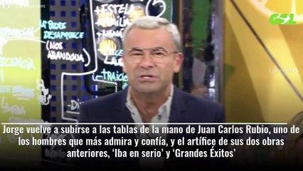 Jorge Javier Vázquez se fotografía ¡sin nada! La foto que arrasa España en horas