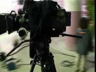 "Making of du clip ""J'aurai bien voulu"""