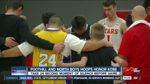 Foothill and North honor Kobe Bryant ahead of game