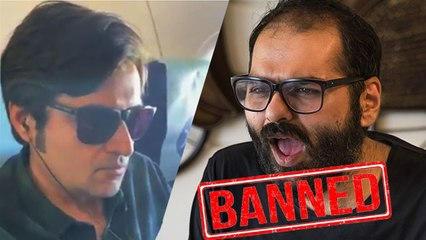 Kunal Kamra BANNED By Airlines After Abusing Arnab Goswami On Flight