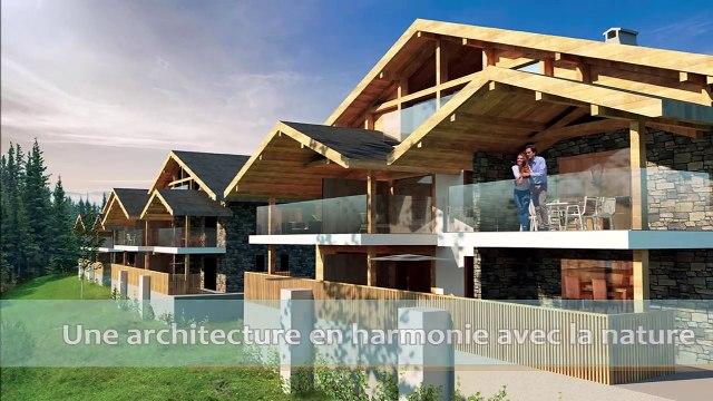 Chalets Les Aiguilles - Appartements à Saint-Jean-De-Sixt (Haute-Savoie)
