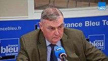 L'invité de France Bleu matin - Eric Verryden, président du tribunal de commerce de Tours