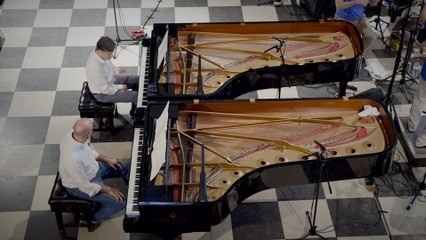 Marco Schiavo - Kozeluch: Concerto for Keyboard 4 Hands, P.IV:8: III. Rondeau. Allegretto