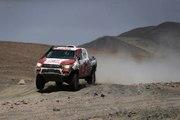 Le parcours du premier Dakar en Arabie Saoudite dévoilé !