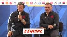 Galthié «Nous sommes très ambitieux» - Rugby - Bleus