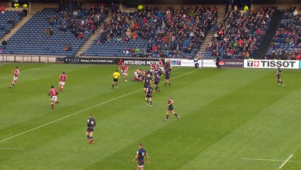 Highlights: Edinburgh Rugby v Agen