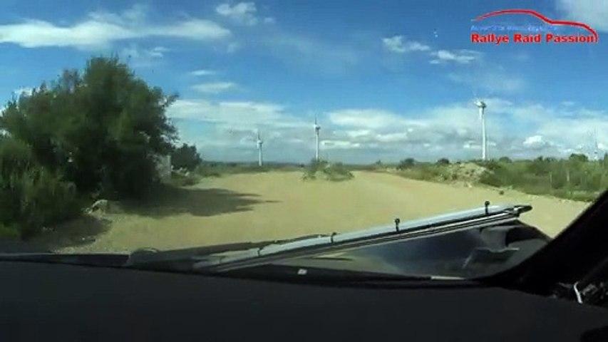 Caméra embarquée avec Mathieu Serradori dans la CR6