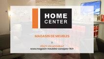 Home Center, magasin de meubles à Vélizy-Villacoublay.