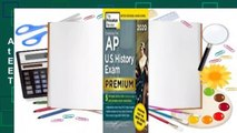 About For Books  Cracking the AP U.S. History Exam 2020, Premium Edition: 5 Practice Tests +