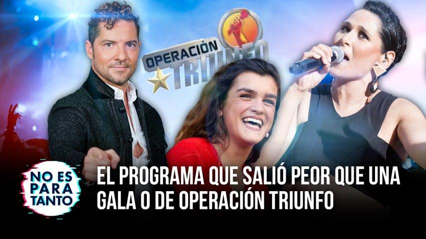 El programa que salió peor que una gala 0 de Operación Triunfo -NEPT 2x10