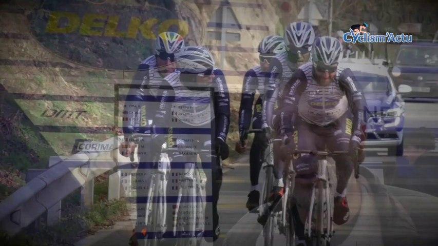Cyclism'Actu On Board - Avec les 11 Nationalités de l'équipe Nippo Delko One Provence