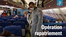 Coronavirus : 5 choses à savoir sur le rapatriement des Français de Wuhan