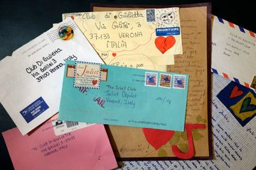 ¿Corazón roto?: escribe una carta a Julieta