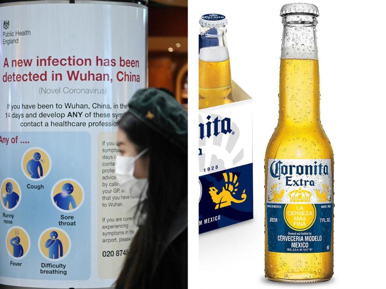 Apparently People Think the Corona Virus Is Related to Corona Beer